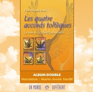 CD - Les quatre accords toltèques